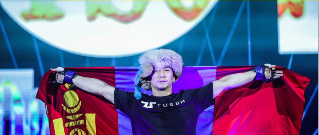 強いモンゴル人