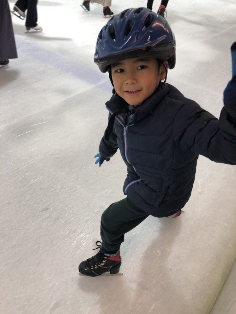 国際結婚 アイススケート 羽生結弦に憧れ