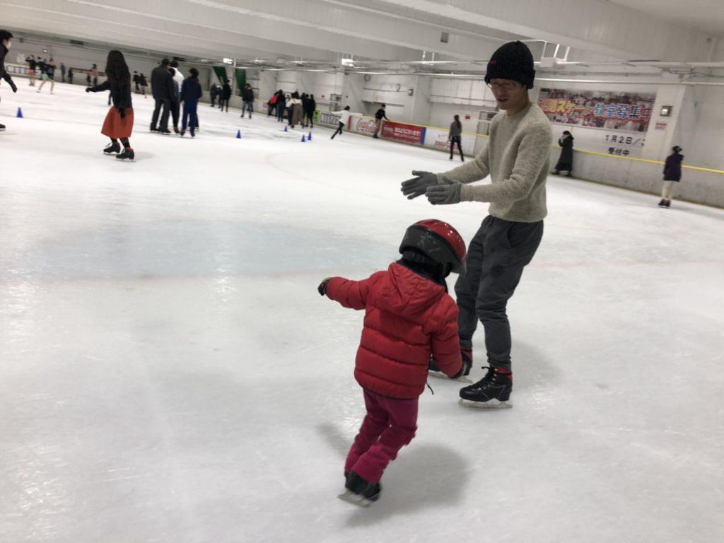 国際結婚 アイススケート 子供