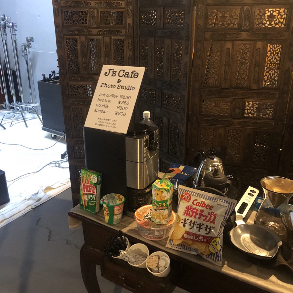 新国立競技場 内装 カフェ