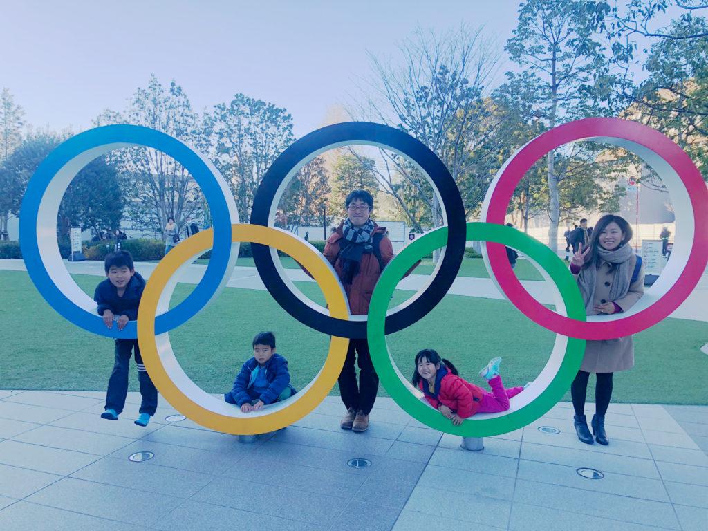 新国立競技場 オリンピックミュージアム