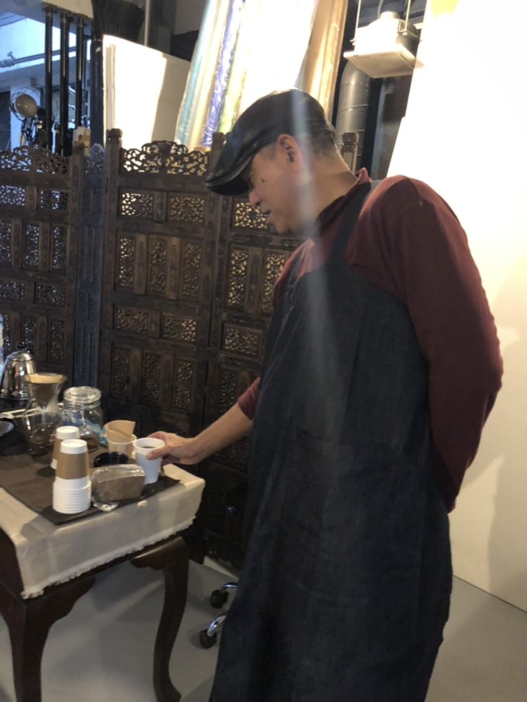 新国立競技場 カフェ マスター