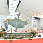 モンゴル新国際空港 開港